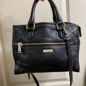 Genuine Leather Cole Haan Crossbody Bag